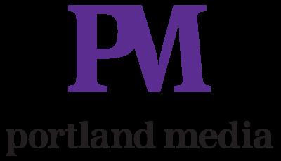 Portland Media Logo